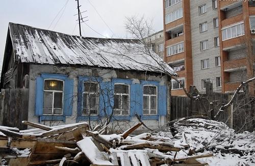 Программа переселения, снос ветхого и аварийного жилья