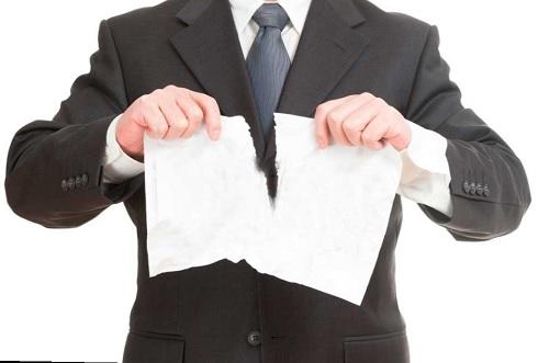 Досрочное расторжение договора аренды (найма) по инициативе арендатора