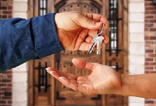 Бланк договора найма (аренды) квартиры между физическими лицами
