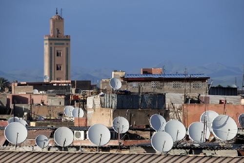 Установить антенну на крыше многоэтажного дома