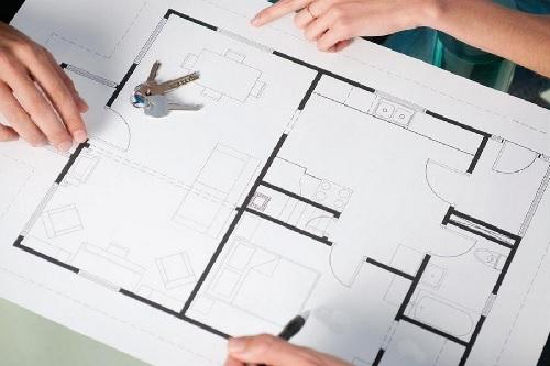Можно ли делать перепланировку в ипотечной квартире в многоквартирном доме?
