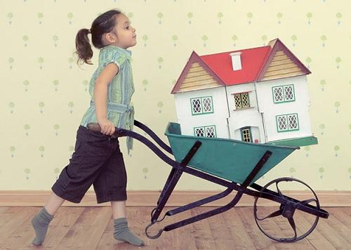 Можно ли подарить квартиру или ее часть несовершеннолетнему ребенку?